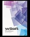 wSoft Shutdown számítógép kikapcsoló program